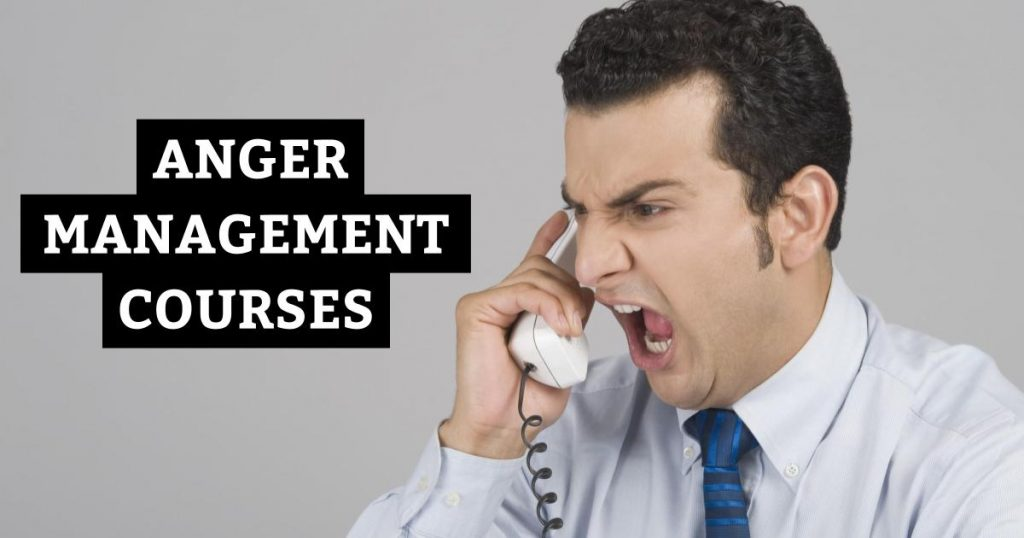 Anger Management Courses with David Craig White