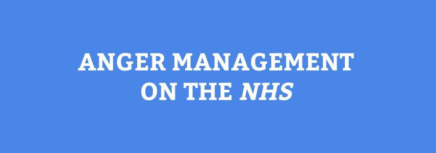 Anger Management NHS