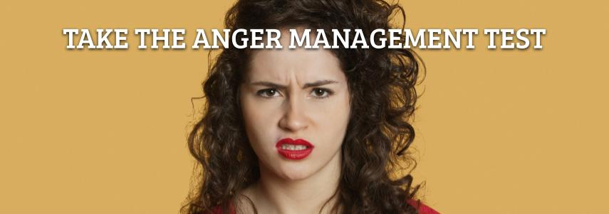 Anger Management Test