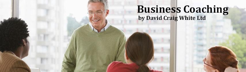 Business Coaching by David Craig White Ltd