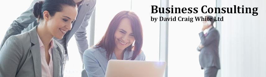 Business Consultant | David Craig White