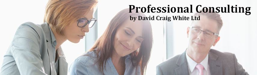 Consulting Services by David Craig White