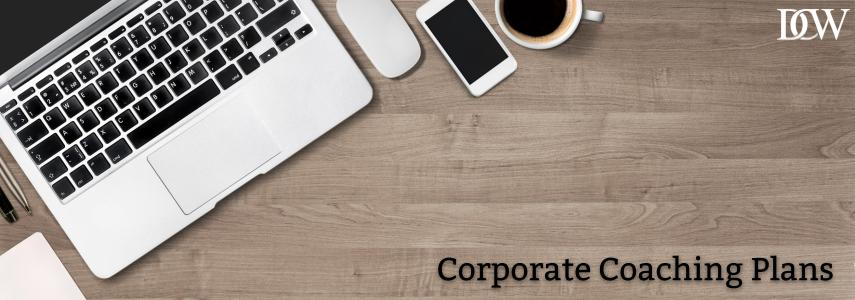 Corporate Coaching Plans