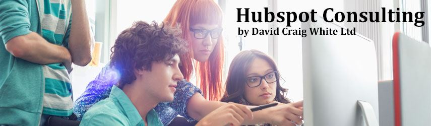Hubspot Consulting by David Craig White Ltd