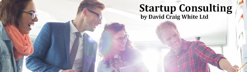 Startup Consulting by David Craig White Ltd